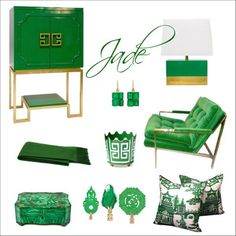 It's Easy Being Green | Green Decorating | the Color Green! | Happy St. Patrick's Day!