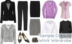 Wardrobe Oxygen: Ask Allie: Cheap Work Clothing
