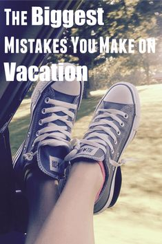 Travel Tips and Hacks for the Road The Biggest Mistakes you Make on Vacation. You probably dont even know you are over planning for your family vacation. -Read More – - Road Trip Hacks, Camping Hacks, Great American Road Trip, The Beautiful Country, Travel Tips, Travel Info, Travel Hacks, Business Travel, Chuck Taylor Sneakers