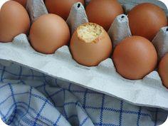 Paasbrunch: cake-eitjes