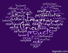 Capadia Designs: Another Great Site for Word Clouds