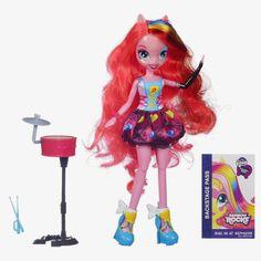 MY LITTLE PONY: Equestria Girls: ¡¡Imágenes de La Muñeca Pinkie Pie Equestria Girls Rainbow Rocks!!