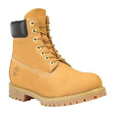 Timberland - Boots Icon 6-inch Premium Waterproof Homme - Jaune