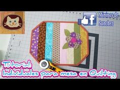 Tutorial Individuales en Patchwork y Quilting (QAYG) Tutorial Patchwork, Ideas Paso A Paso, Meaning Of Your Name, Describe Your Personality, Romantic Films, Quilt As You Go, Brown Babies, Describe Yourself, Good Cause