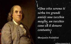 """Aforisma di oggi, 10 Giugno: Benjamin Franklin Per la rubrica """"Aforisma del giorno"""" di Eclipse Magazine, oggi vi proponiamo una citazione di Benjamin Franklin. Americano, vissuto tra il 1706 e il 1790 Benjiamin Franklin fu uno dei Padri Fondatori #aforisma #aforismi #benjaminfranklin"""