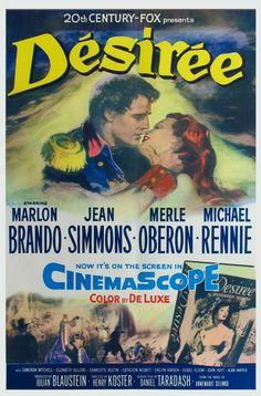 Desirée o Amor de Napoleão - 1954