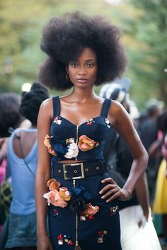 blackfashionstars: AfroPunk Festival 2015. Black Fashion Stars...