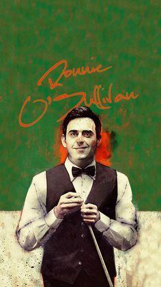 My Lockscreens - Ronnie O'Sullivan
