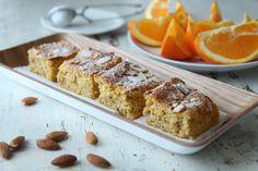 Appelsin og mandelkake uten gluten