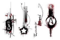 TaTToo colection by RemiisMeltingDots.deviantart.com on @DeviantArt