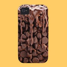Fancy - Chocolate Wasted Cake iPhone case Vibe iPhone 4 Cases from Zazzle.com