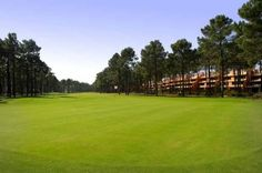 Golf Course Aroeira II in Lisbon, Portugal - From Golf Escapes