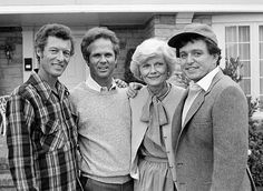 """The New Leave It to Beaver (also known as Still the Beaver) is an American sitcom sequel to the 1950s and '60s series, Leave It to Beaver. The boys are grown up now with families of their own. Starring..Barbara Billingsley  Tony Dow--""""Wally""""  Jerry Mathers  --""""Beaver""""  Ken Osmond--""""Eddie Haskell""""  Frank Bank--""""Lumpy""""  March 19, 1983 – June 4, 1989"""