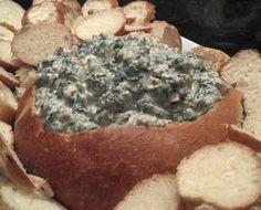 Spinach and Cream Cheese Spread recipe snapshot