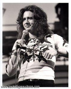 Deep Purple 1974 David Coverdale California Jam Original Concert Photo  - Backstage Auctions, Inc.