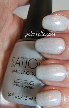 Sation Feliz Navi-doll nail polish #swatch #nailart #nails #notd #nailpolishbloggers #nailbloggers #beautybloggers #bbloggers #bbcoalition via @Polarbelle
