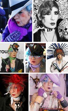 Anna Piaggi: A life in colour | Adorn London