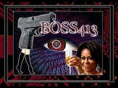 NSA Collection Overdrive and The Gun Ban Crew  (BOSS413)