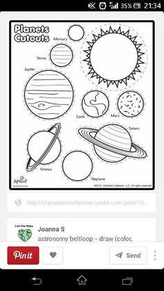 astronomy puns worksheets - 236×419