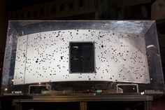 April 24, 1990: The Hubble Space Telescope was launched on Space Shuttle Discovery (STS-31). Wide Field Planetary Camera 2 (WFPC2) was added to correct a flaw in Hubble's main mirror. See it on display at the Museum in Washington, DC.