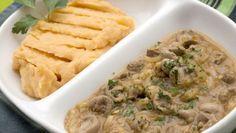 Karlos Arguiñano elabora una receta de riñones de cordero encebollados acompañados de puré de patata al pimentón.