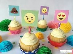 Free Birthday Emojis ~ Emoji party ideas and colorful printables birthdays