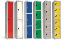Probe ActiveCoat Lockers are ideal for schools, colleges, universities, gyms etc due to the anti bacterial coating! Lockers For Sale, School Lockers, Colleges, Schools, Locker Storage, High Schools, School, University, Collage
