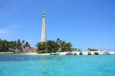 Lengkuas Island - Yogyakarta, Indonesia.