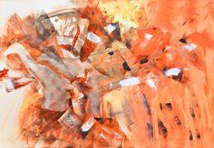"""Tiny de Bruin Schilderkunst geeft vorm aan bepalende momenten uit het leven De schilderwerken van Tiny de Bruin geven aan de hand van het centrale thema 'Patronen van het leven' een indruk van verschillende bepalende momenten uit een mensenleven. Ze vertellen in één oogopslag het verhaal van de veranderings- processen die zo belangrijk zijn in het leven. Tiny de Bruin over haar werk: """"de inspiratie haal ik uit de natuur, mijn directe omgeving en verhalen die ik hoor of lees. Vrolijke kleuren…"""