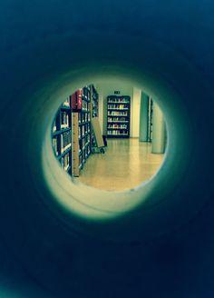 Biblioteca a la vista, de Susana Pozo Mula (BPM Francisco Ayala)