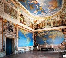 Villa Farnese At Caprarola Architect Giacomo Da Vignola