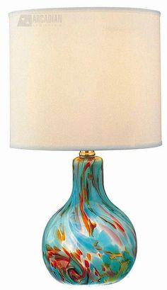 Transitional Lamp
