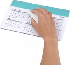 Alfombrilla calendario Chart Personalized Items, Corporate Gifts, Rugs