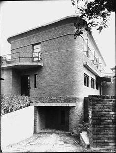 Modernisme Woning van Henry van de Velde 19..