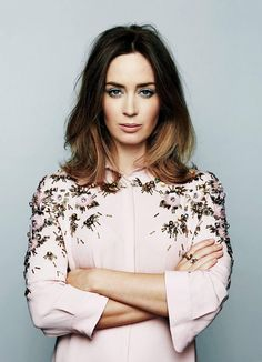 EMILY BLUNT - The Guardian Magtazine Photoshoot by Danielle Levitt