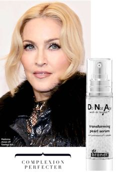 """""""I love how tight my face feels after applying more than I probably should."""" Madonna, Harper's Bazaar, November 2013"""