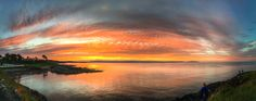 """Noel Blaney en Twitter: """"A few more panoramic shots from Sunset last night…"""
