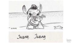 Graceland, Lilo And Stitch, Unique Art, Walt Disney, Art Pieces, Display, Check, Character, Lelo And Stich