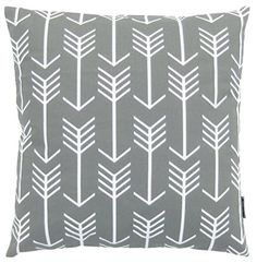 JinStyles Cotton Canvas Arrow Accent Decorative Throw Pillow Cover (Grey, White, Square, 1 Cover for 18 x 18 Inserts), http://www.amazon.com/dp/B00LGDPRYO/ref=cm_sw_r_pi_awdm_nuEsub0XEKMBH