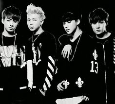 BTS ♡ JUNG KOOK ♡ RAP MONSTER ♡ SUGA ♡ JIMIN
