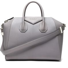 GIVENCHY Medium Antigona Bag in Grey $2435