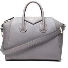 GIVENCHY Medium Antigona Bag in Grey $2435