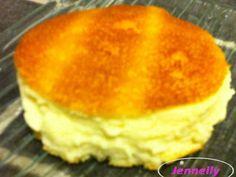 Recette de Gâteau léger au fromage blanc