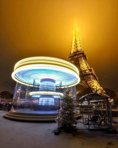 """491 Likes, 15 Comments - chris (@chrissen) on Instagram: """"Let it Snow! Bonsoir Paris! #nikonfr #teamnikon #paris #파리 #パリ #Париж #parijs #pariisi #visitparis…"""""""
