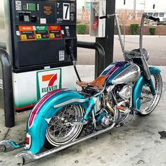Custom Built Motorcycles Chopper | eBay