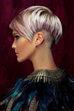 15 ihanaa lyhyttä hiustenleikkausta! Kuumaa ja TYYLIKÄSTÄ!