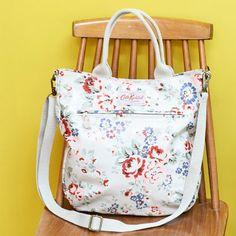 Large spray crossbody bag, my dream bag