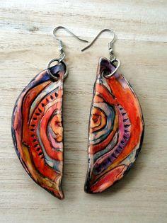 Anarina Anar - earrings