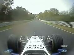 Videotipp: Moderner Formel 1-Bolide auf der Nordschleife