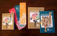 La Fleuriaye : Estelle Schoen - Design Graphique